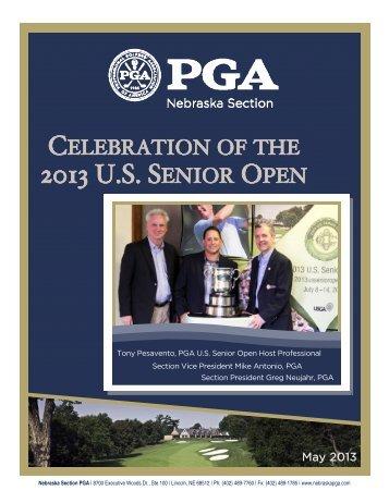 April 2013 - Nebraska PGA