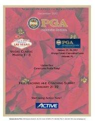 December 2012 - Nebraska PGA