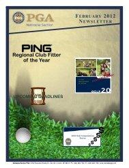 February 2012 - Nebraska PGA