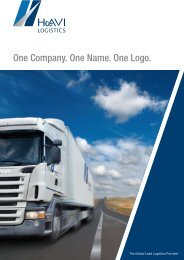 One Company. One Name. One Logo. - Media – HAVI Logistics