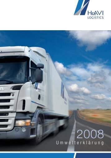 Umwelterklärung - Media – HAVI Logistics