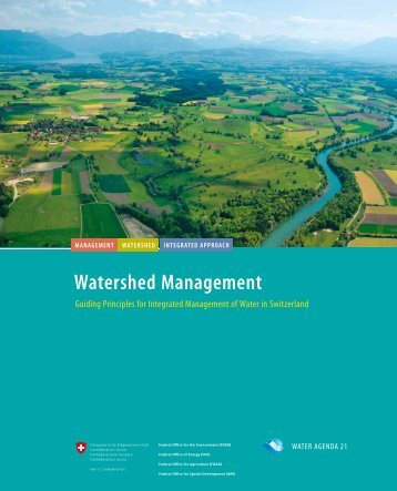 Watershed Management - Guiding Principles - BAFU - CH