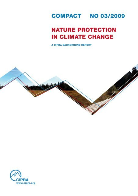 Nature protection in climate change - OcCC - SCNAT