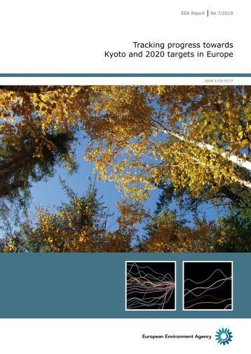 Tracking progress towards Kyoto and 2020 targets in Europe.pdf