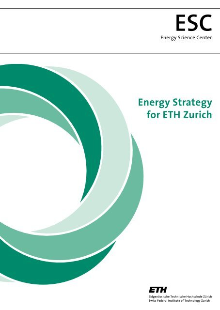 Energy Strategy for ETH Zurich
