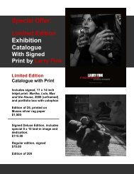 Special Offer: Limited Edition Exhibition Catalogue With Signed Print ...