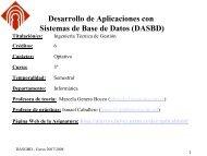Sin título de diapositiva - Grupo Alarcos
