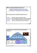 Mobile Interfaces to Intelligent Information Services - SmartWeb ... - Page 3