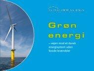 vejen mod et dansk energisystem uden fossile brændsler - DBDH
