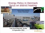 Danish Energy Agency - DBDH