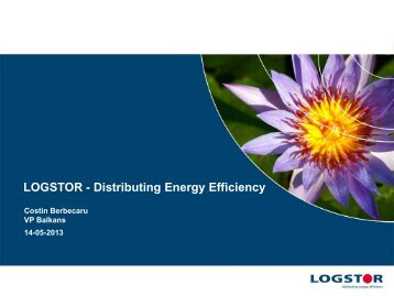 LOGSTOR - Distributing Energy Efficiency - DBDH