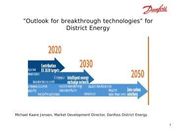 Outlook for breakthrough technologies - DBDH