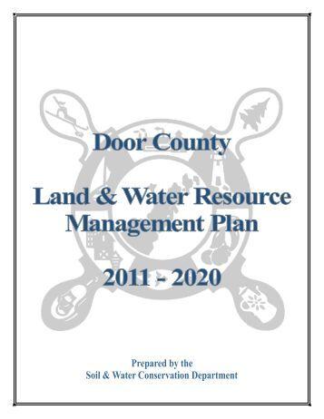 application door county web map
