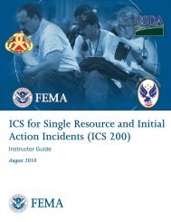 Complete Instructor Guide - Emergency Management Institute
