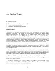 Nuclear Threat unit - Emergency Management Institute
