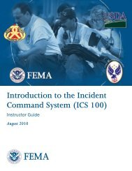 Unit 1: Course Overview and Introduction - Emergency Management ...