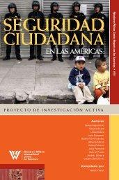 Democracia y ciuDaDanía - Political Database of the Americas