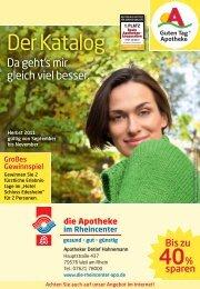 9 98 - Die Apotheke im Rheincenter