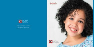Annual report 2006-2007 - Dave Thomas Foundation For Adoption