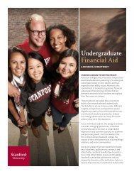 Undergraduate Financial Aid: A Defining Commitment [PDF]