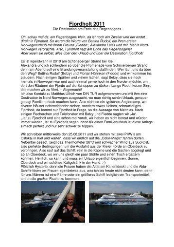 Fjordholt 2011 - DinTur