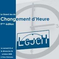 Changement d'Heure - OVH.net