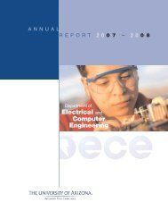 Electrical and Computer Engineering - Department of Electrical and ...