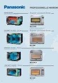 Panasonic Power Profis Professionelle Mikrowellengeräte - Seite 2