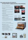 Panasonic Power Profis Professionelle Mikrowellengeräte - Seite 5