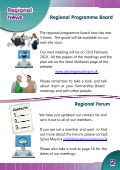Newsletter Issue 2 - Taking Part - Page 3