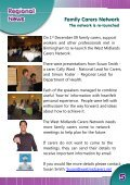 Newsletter Issue 2 - Taking Part - Page 6
