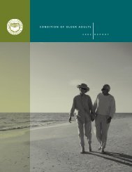 condition of older adults - Library - California State University, Fullerton