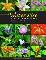Florida Waterwise Landscapes - Alliance for Water Efficiency