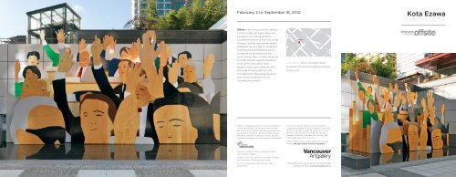 here - 75 Years of Collecting - Vancouver Art Gallery