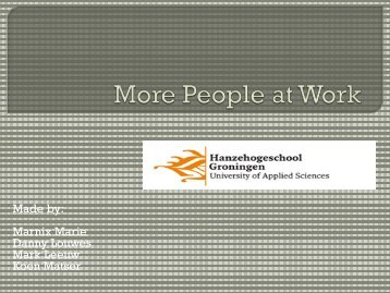 More People at Work(University of Groningen).pdf - social-europe