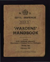 Wardens' Handbook - Christchurch City Libraries