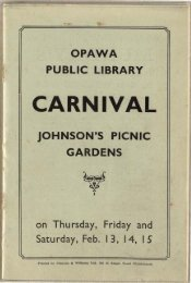 Opawa Public Library carnival - Christchurch City Libraries