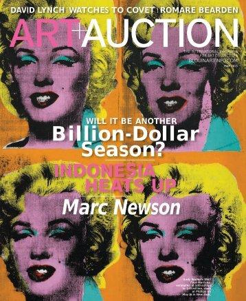 Marc Newson - Artinfo