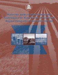 Reference Guide to Non-combustion Technologies for Remediation ...