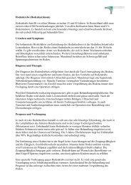 Hodenkrebs - Deutsche Gesellschaft für Mann und Gesundheit