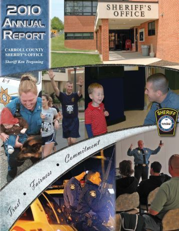 2010 Annual Report - Carroll County Government