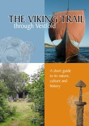 the Viking Trail - Kulturarv