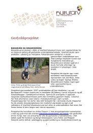 Geofysikkprosjektet - Kulturarv