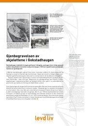 Plakater - Kulturhistorisk museum - Universitetet i Oslo