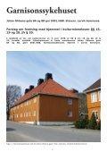 Les fredningsforslaget til Garnisonssykehuset. - Kulturarv - Page 4