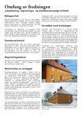Les fredningsforslaget til Garnisonssykehuset. - Kulturarv - Page 6