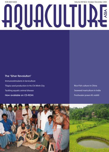 Gher Revolution - Library - Network of Aquaculture Centres in Asia ...