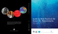 Guide to Best Practices for Ocean CO2 Measurements - Aquatic ...