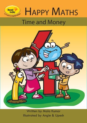 happy maths - time and money - mala kumar - Arvind Gupta