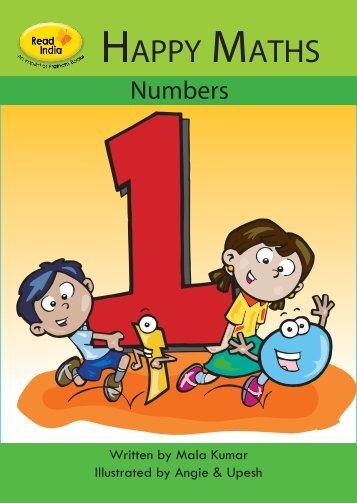 happy maths - numbers - mala kumar (1.4 mb pdf) - Arvind Gupta